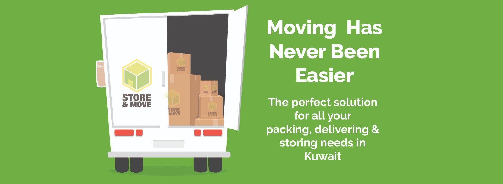 Store and Move Kuwait